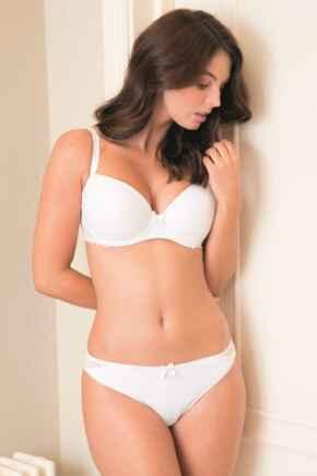 Eden Brazilian Brief - White