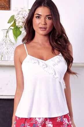 Sofa Love Secret Support Camisole - White