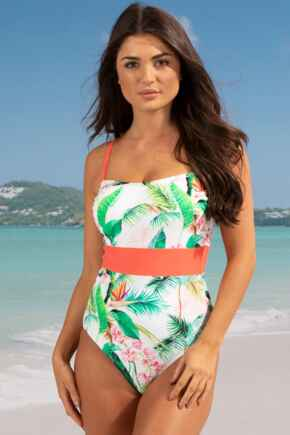 Tropics Control Swimsuit - Multi