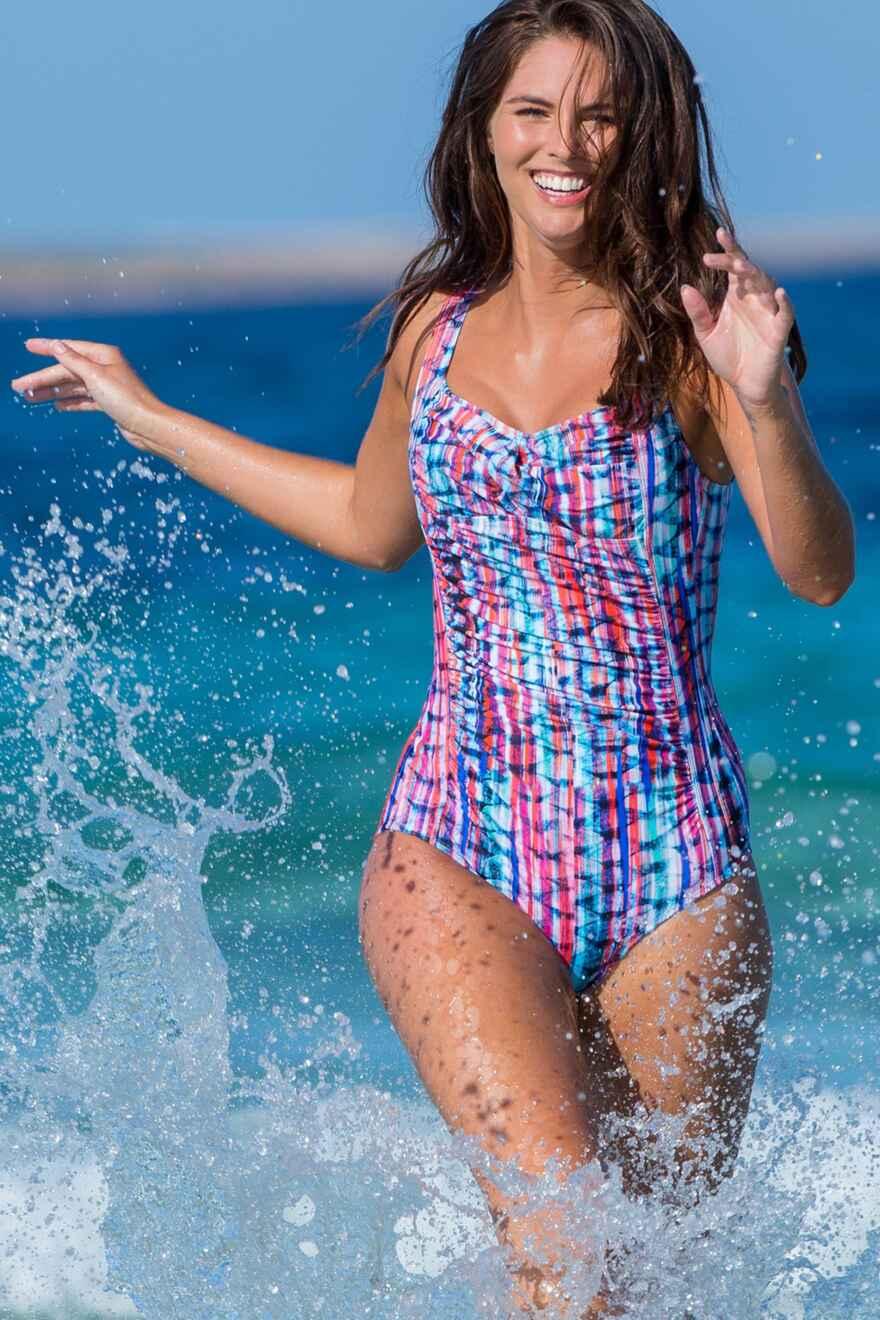 d8a8af2ceff Ocean Bay Control Swimsuit - Multi
