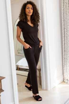 Sofa Love Trouser - Black