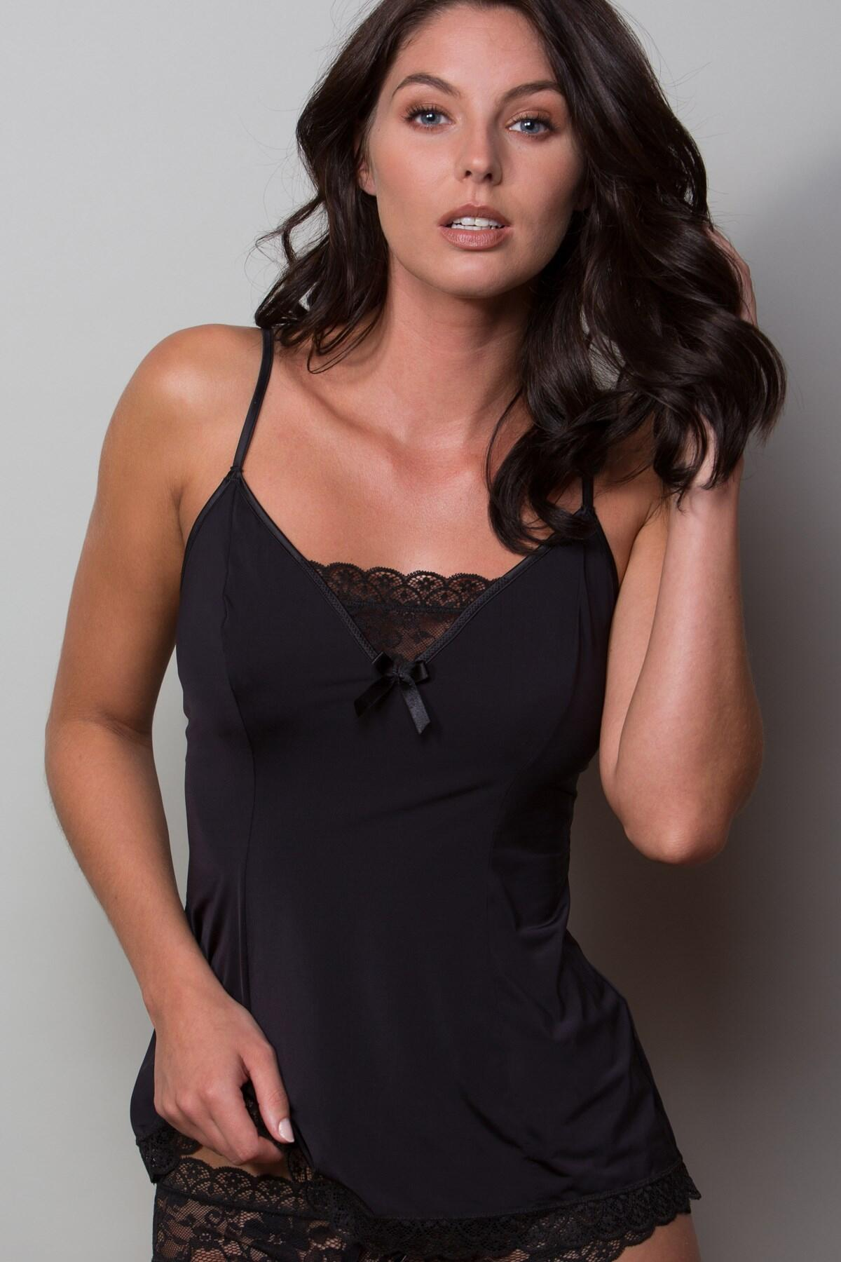 Rebel Camisole - Black