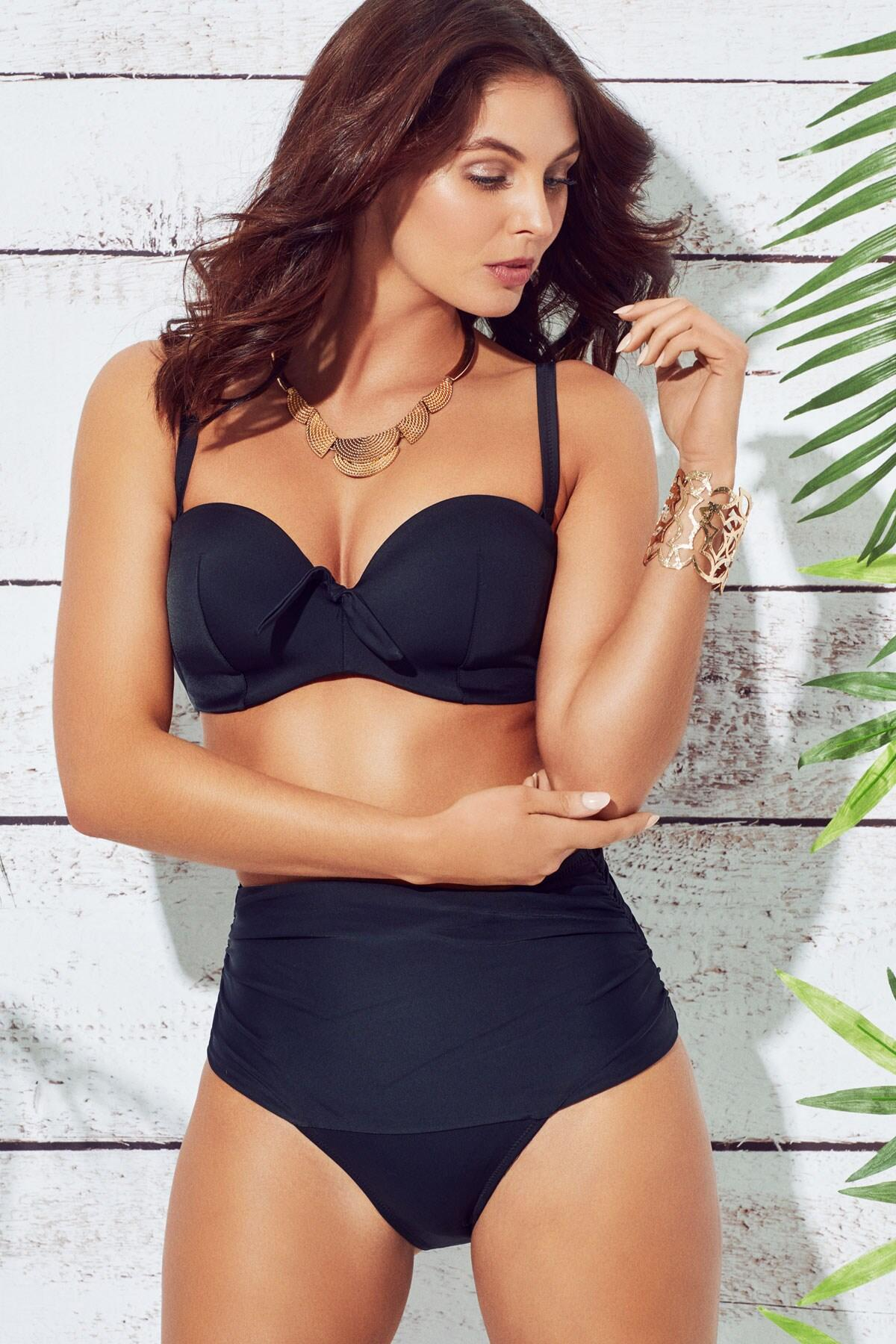 LBB Control High Waist Brief - Black
