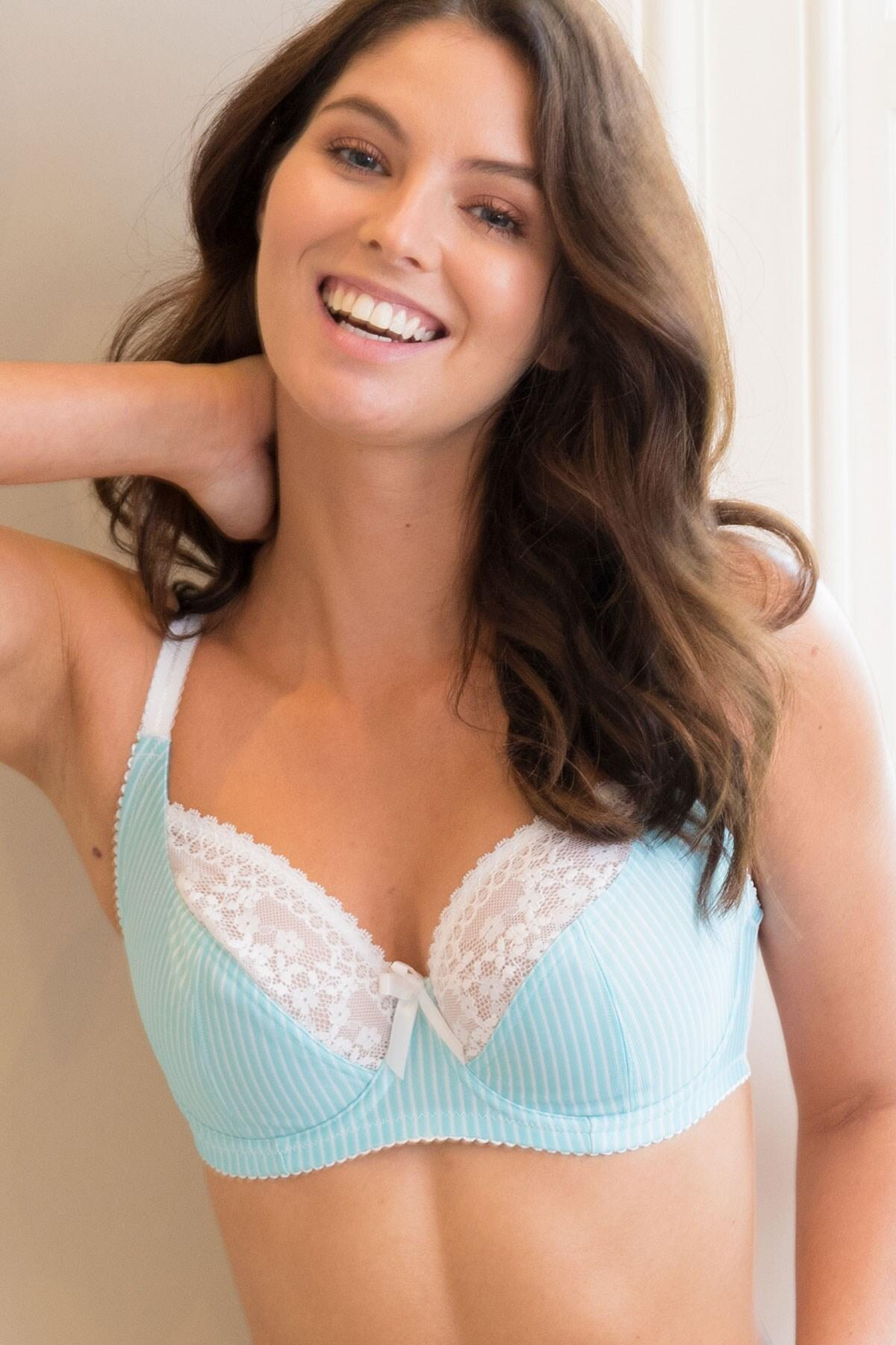 Madison Underwired Bra - Spearmint