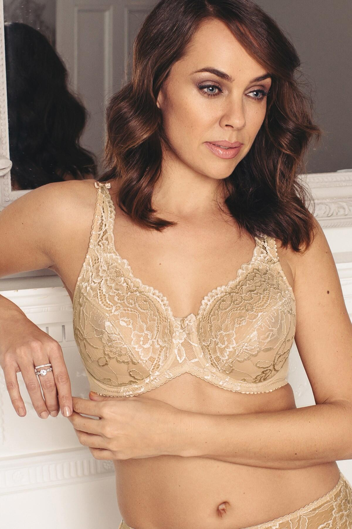 Eternal Full Coverage Bra - Champagne