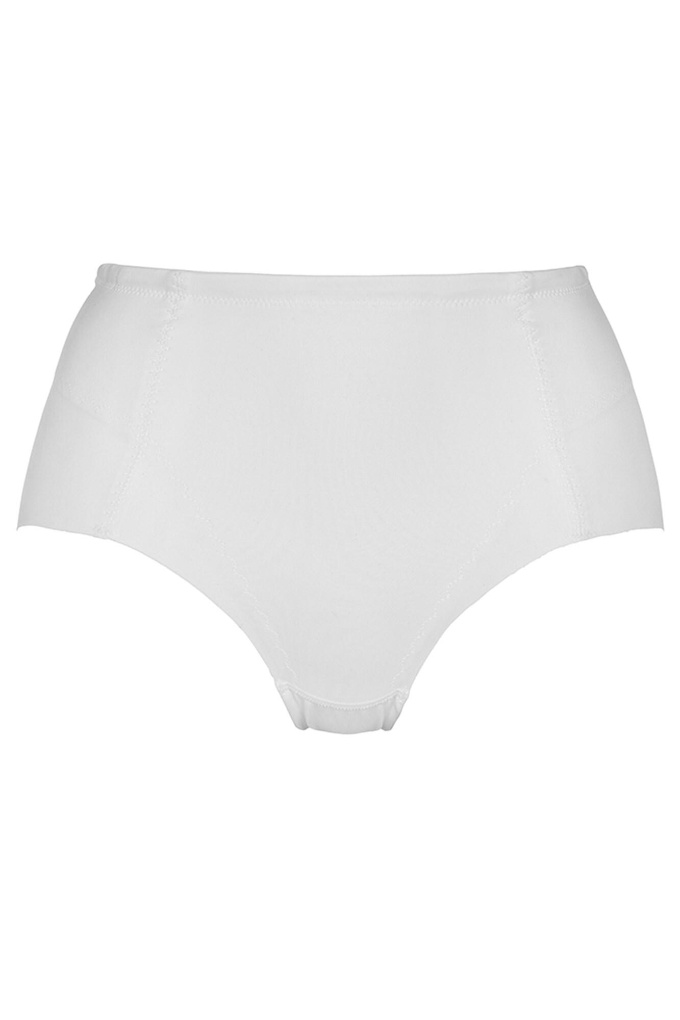 Superfit Everyday Smooth Control Brief - White