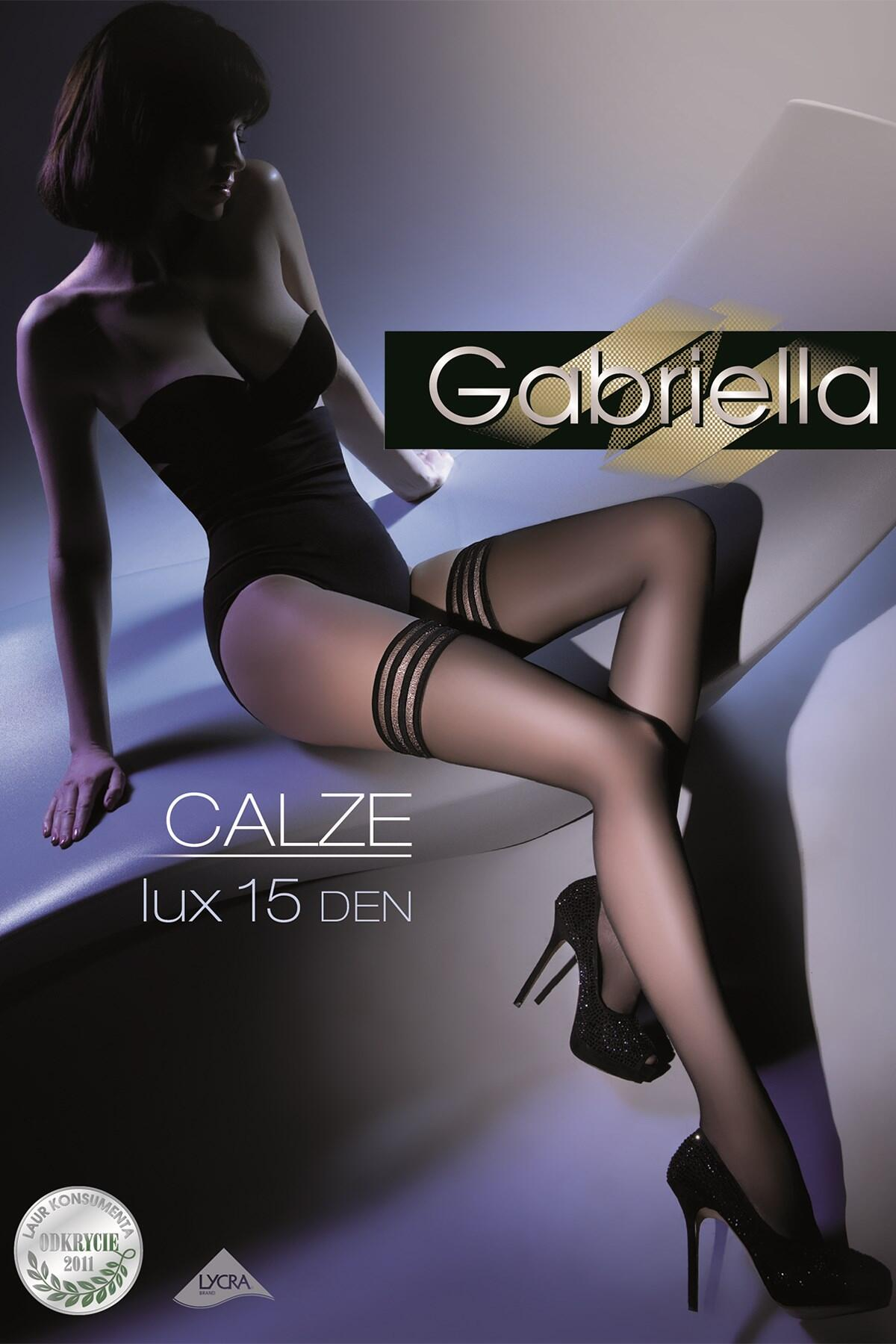 Gabriella Lux Hold Up - Black