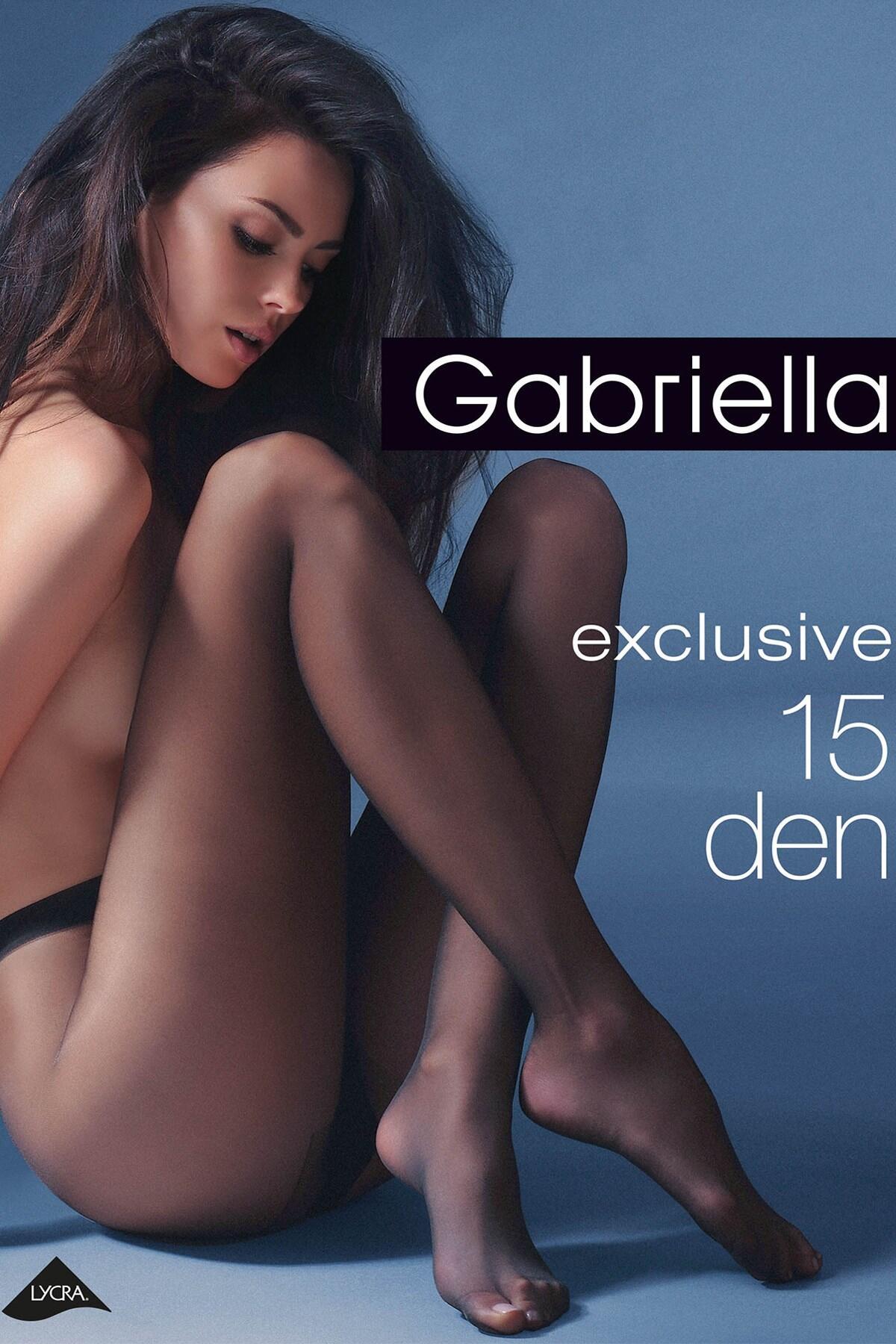 Gabriella Classic 15 Denier - Black