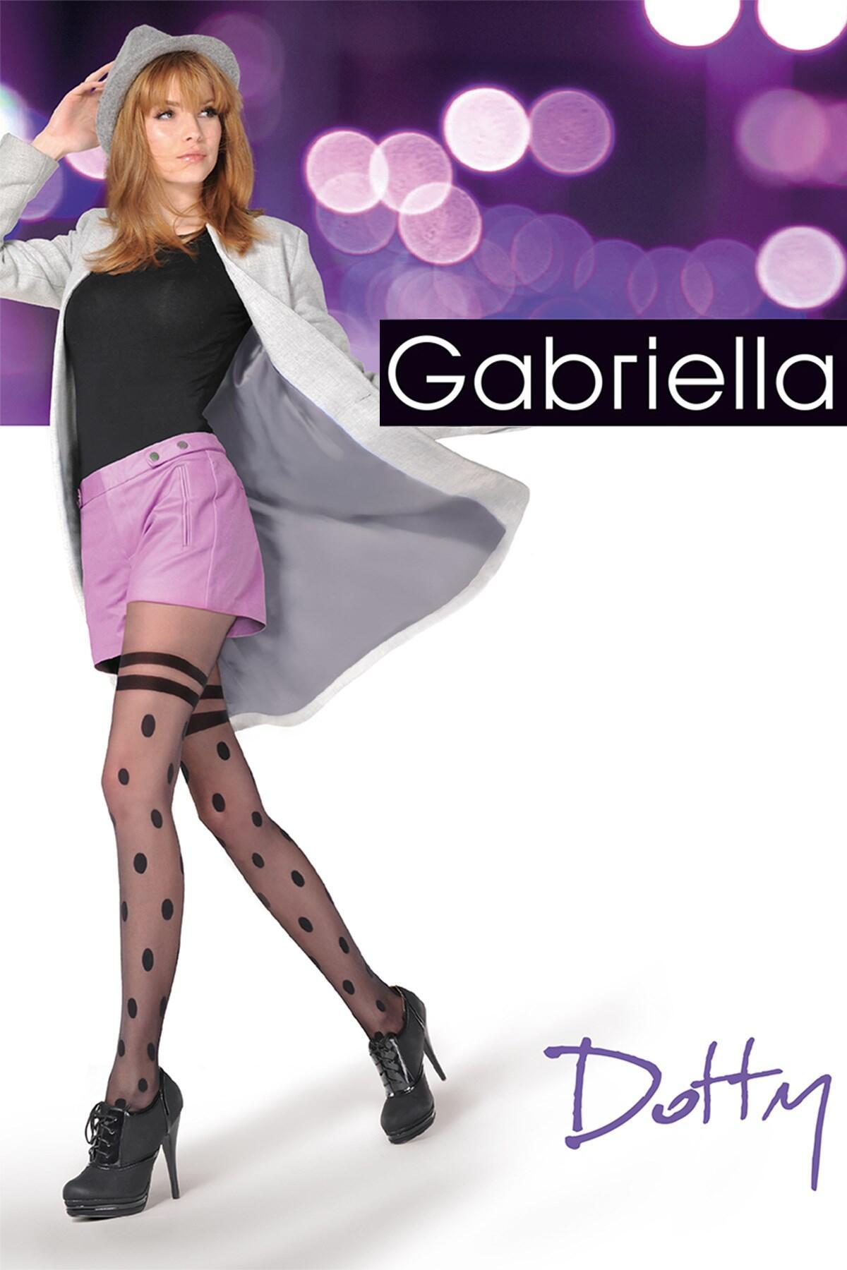 Gabriella Dotty City Collection - Black