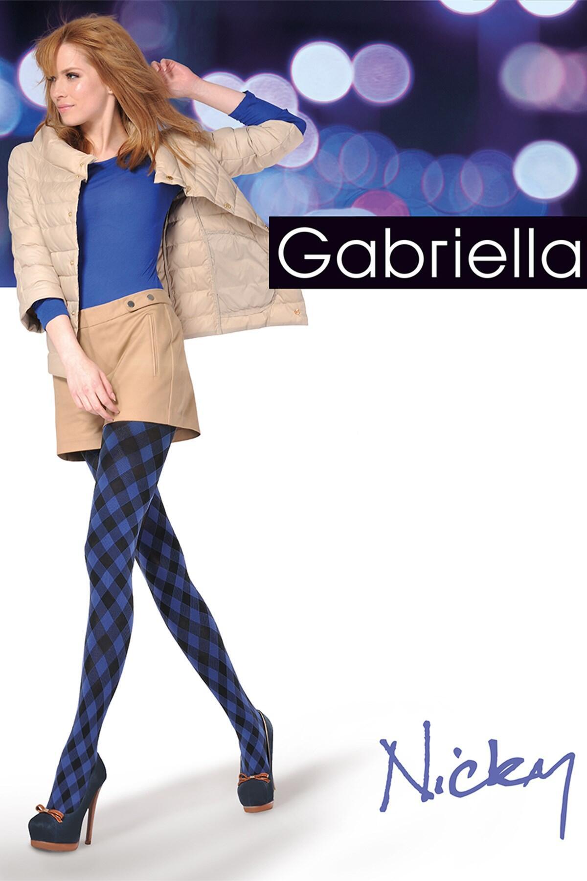 Gabriella Nicky City Collection - Granat