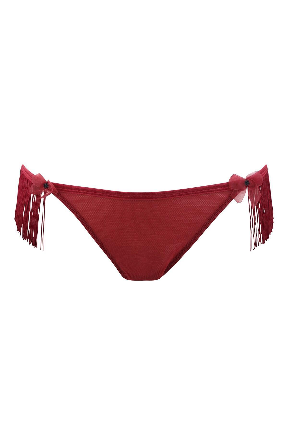 Cabaret Thong - Red