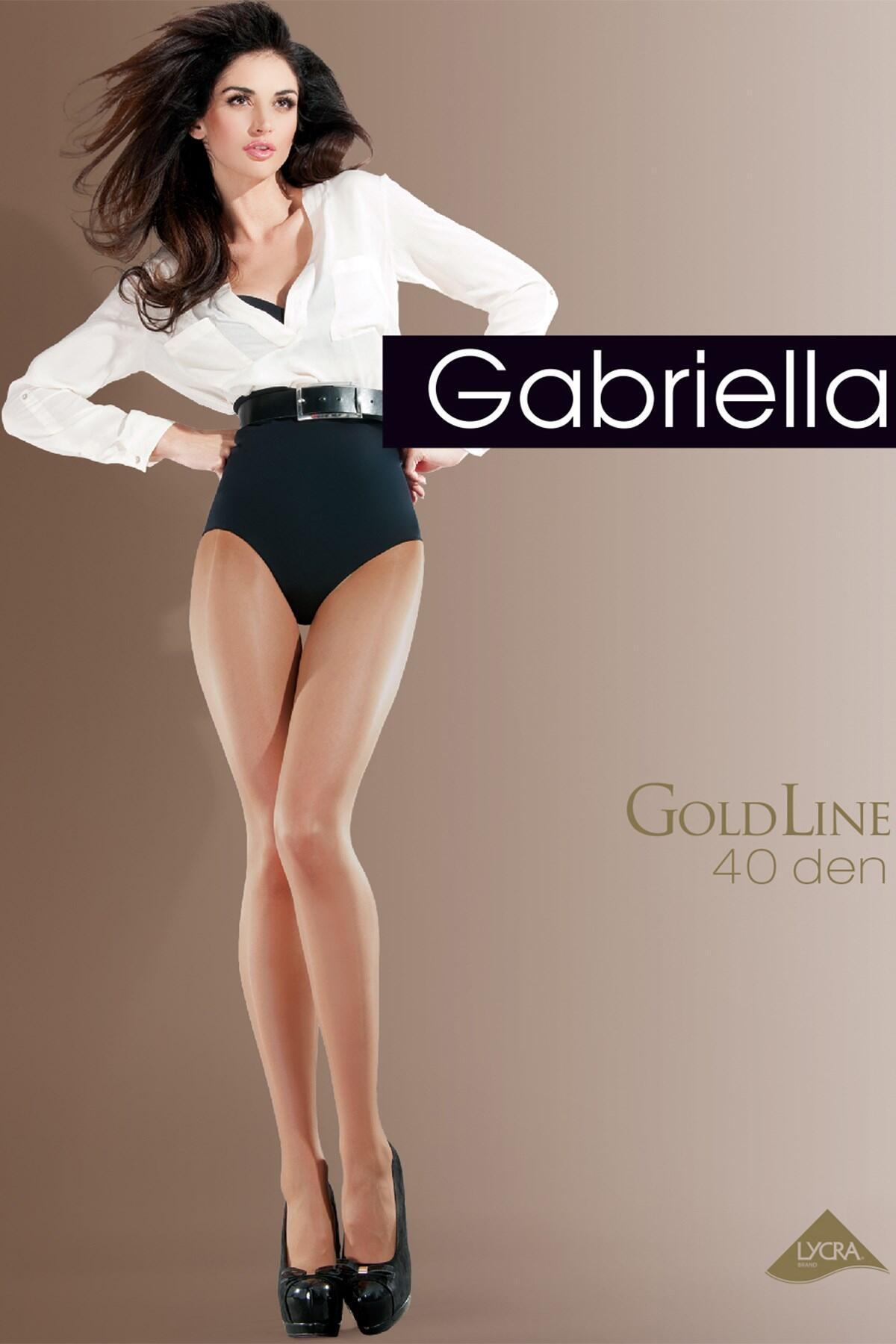 Gabriella Classic 40 Denier - Black