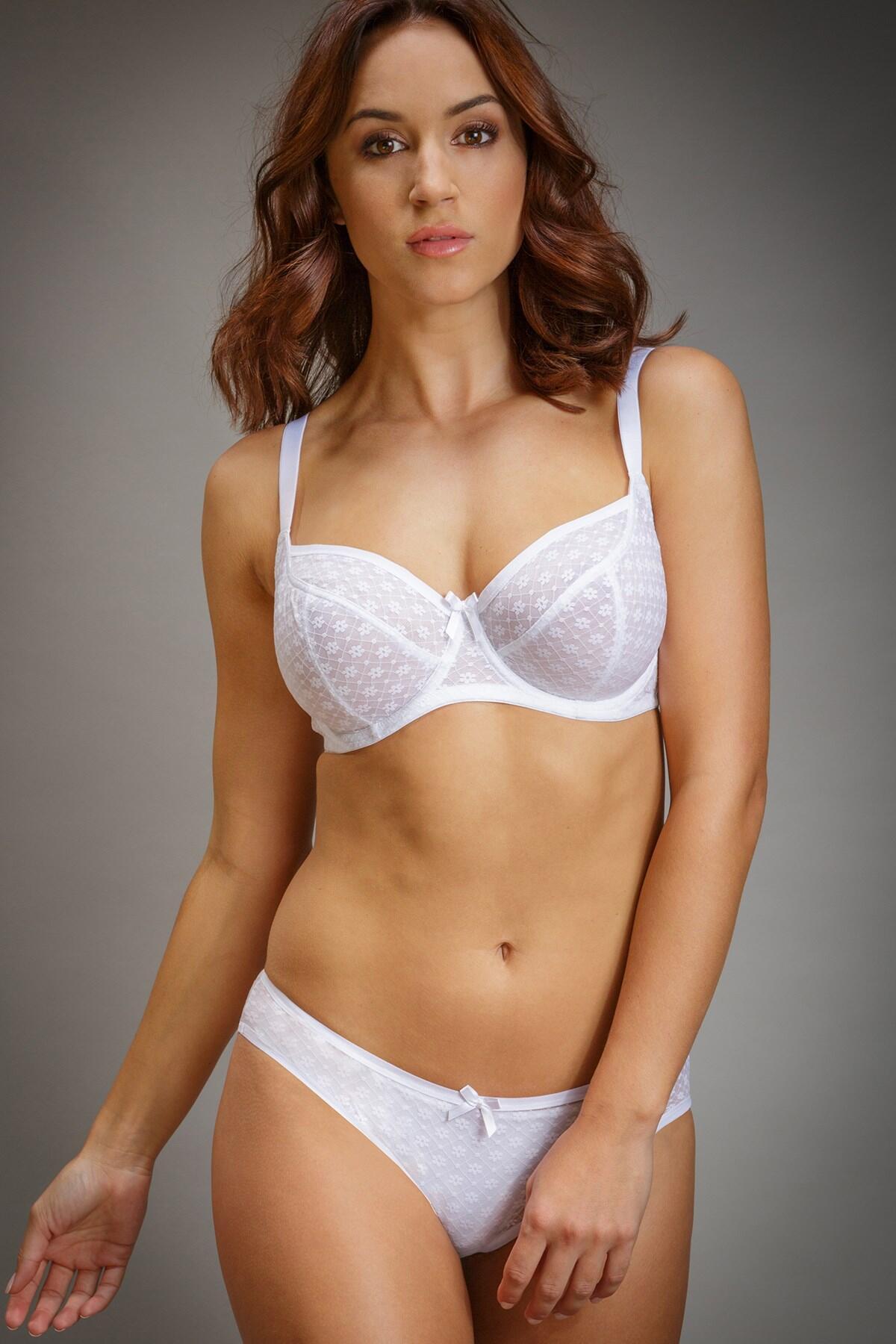 Mia Thong - White