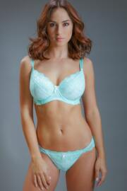 Amour Non Padded Bra - Spearmint