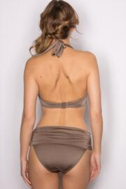 Azure Padded Underwired Clasp Back Top - Stardust