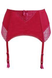 Electra Suspender - Pomegranate