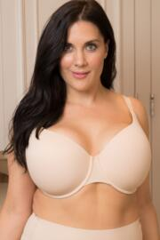 Definitions Sweetheart T-Shirt Bra - Natural