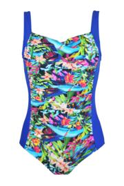 Costa Rica Control Swimsuit - Multi