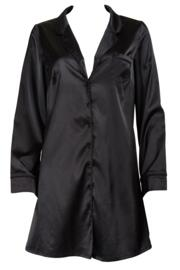 Dusk Nightshirt - Black