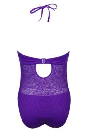 Puerto Rico Padded Underwired Swimsuit - Amethyst
