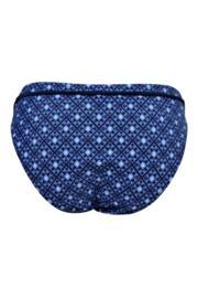 Daydreamer Belted Brief - Blue Multi
