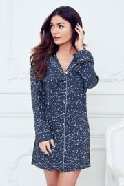 Moonstruck Nightshirt - Navy