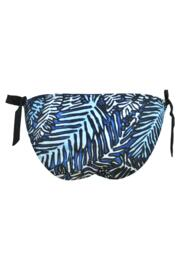 Barracuda Tie Brief - Black/Blue