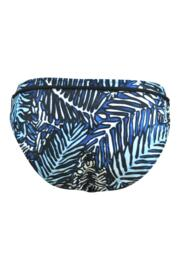 Barracuda Belted Brief - Black/Blue