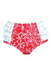 Fiesta Control Brief - Red/White