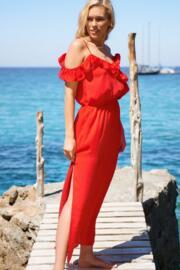 Mardi Gras Dress - Red