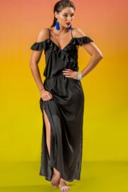 Mardi Gras Dress - Black
