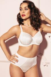 Hepburn Smooth Side Support Bra - Ivory