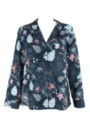 Twilight Pyjama Set - Navy
