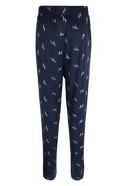 Best Friend Jersey Trouser  - Navy