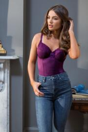 Electra Underwired Body - Mulberry