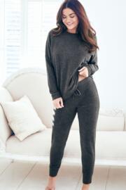 Sofa Love Supersoft Marl Legging - Grey