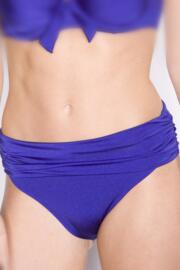 Azure Ruched Pant - Royal Blue