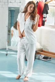 Siesta Trouser - White