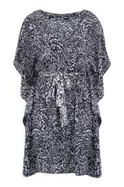 Mixology Kaftan - Black/White