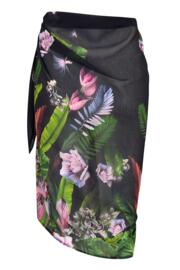 Orchid Luxe Sarong - Multi