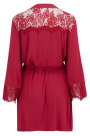 Sofa Loves Lace Wrap - Red