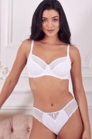 Eclipse Underwired Bra - White