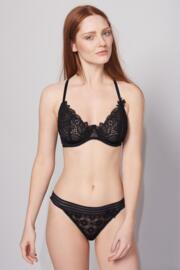 Charlie Underwired Bra - Black