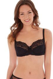 Suzette Balconette Bra - Black