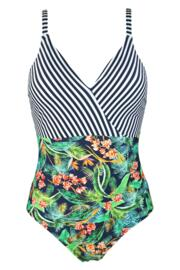 Havana Breeze Control Swimsuit - Multi