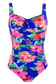 Heatwave Control Swimsuit - Amalfi