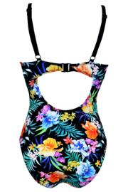 Miami Brights Padded Underwired Swimsuit - Multi