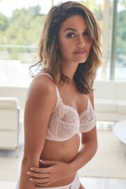 Bailey Full Cup Bra - Soft Pink