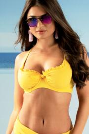 Getaway Underwired Top - Yellow