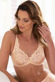 Rosalind Full Cup Underwired Bra - Brulee